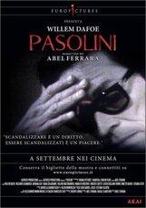 Постер к фильму «Пазолини»