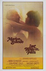 Постер к фильму «Последнее танго в Париже»