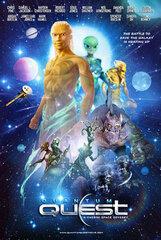 Постер к фильму «Квантовый квест: Космическая одиссея»