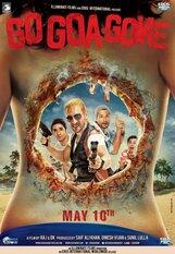Постер к фильму «Иди, Гоа больше нет»