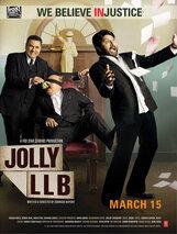 Постер к фильму «Джолли – бакалавр юридических наук»