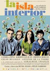 Постер к фильму «Остров внутри»