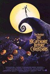 Постер к фильму «Кошмар перед Рождеством»