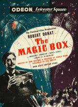 Постер к фильму «Волшебный ящик»