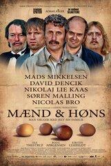 Постер к фильму «Мужчины и куры»
