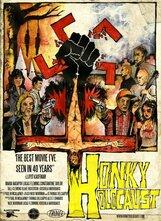 Постер к фильму «Адский холокост»