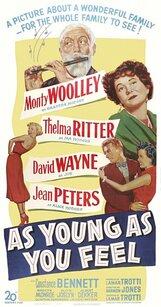 Постер к фильму «Моложе себя и не почувствуешь»