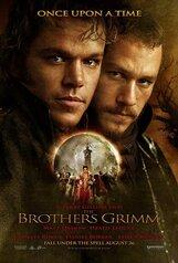 Постер к фильму «Братья Гримм»
