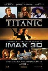 Постер к фильму «Титаник IMAX 3D»