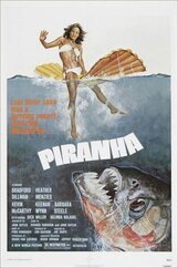 Постер к фильму «Пиранья»