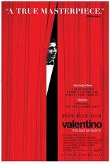 Постер к фильму «Валентино: последний император»