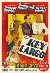 Постер к фильму «Риф Ларго»