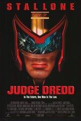 Постер к фильму «Судья Дредд»