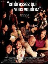 Постер к фильму «Целуй кого хочешь»