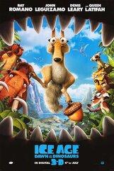 Постер к фильму «Ледниковый период 3: Эра динозавров 3D»