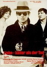 Постер к фильму «Любовь холоднее смерти»
