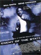 Постер к фильму «Враг государства»