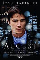 Постер к фильму «Август»