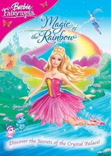 Постер к фильму «Барби: Сказочная страна. Волшебная Радуга»