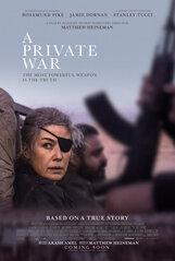 Постер к фильму «Частная война»