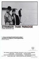 Постер к фильму «Страннее, чем рай»