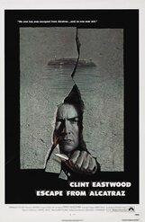Постер к фильму «Побег из Алькатраса»