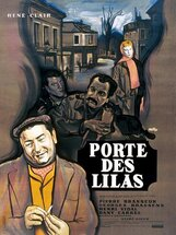 Постер к фильму «На окраине Парижа»