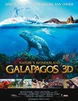 Постер к фильму «Галапагосы. Зачарованные острова 3D»