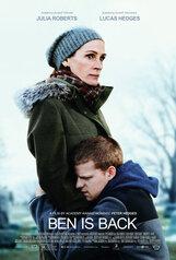 Постер к фильму «Вернуть Бена»