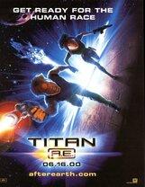 Постер к фильму «Титан: После гибели земли»