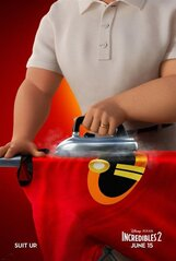 Постер к фильму «Суперсемейка 2»