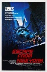 Постер к фильму «Побег из Нью-Йорка»