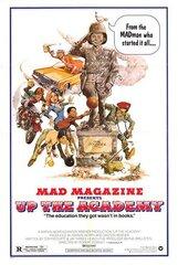 Постер к фильму «В жопу академию»
