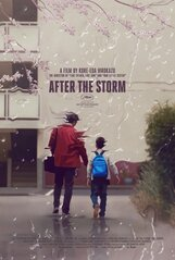 Постер к фильму «После бури»