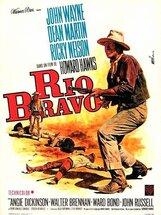 Постер к фильму «Рио Браво»