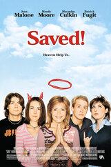 Постер к фильму «Спасенная»