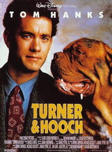 Постер к фильму «Тернер и Хуч»