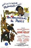 Постер к фильму «Американец в Париже»