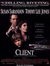 Постер к фильму «Клиент»
