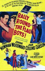 Постер к фильму «Собирайтесь вокруг флага, ребята!»