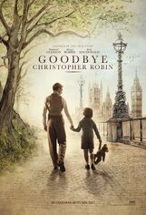 Постер к фильму «Прощай, Кристофер Робин»