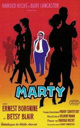 Постер к фильму «Марти»