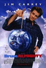 Постер к фильму «Брюс Всемогущий»