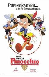 Постер к фильму «Пиноккио»