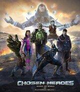 Постер к фильму «Избранные»