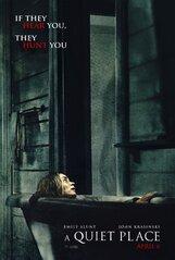 Постер к фильму «Тихое место»