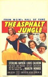 Постер к фильму «Асфальтовые джунгли»