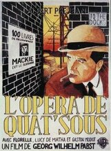 Постер к фильму «Трехгрошовая опера»