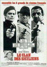 Постер к фильму «Сицилийский клан»