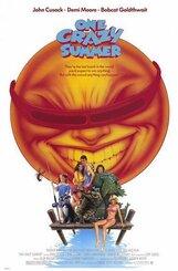 Постер к фильму «Одним сумасшедшим летом»